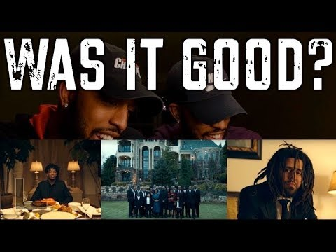 """21 SAVAGE (FEAT. J COLE) - """"ALOT"""" OFFICIAL MUSIC VIDEO 
