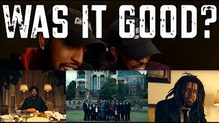 """21 SAVAGE (FEAT. J COLE) - """"ALOT""""  
