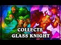Face Collector Collects The Glass Knight ~ The Witchwood