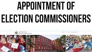 Appointment of Election Commissioners in India, Are there any flaws with Selection and Appointment?