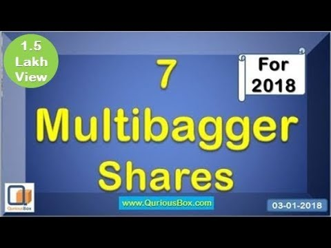 Multibaggers for 2018 | Stocks under Rs 30 | Multibagger Shares | share under Rs 50 | Quriousbox