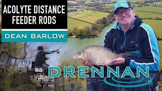 Acolyte Distance Feeder Rods | Dean Barlow | Feeder Fishing