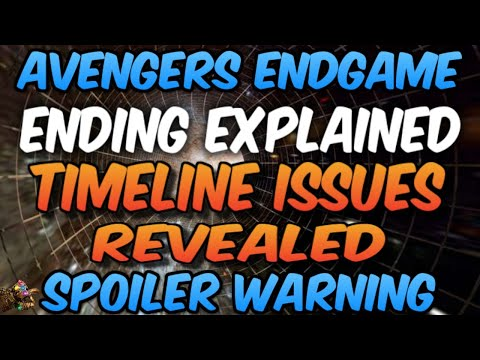 """Download AVENGERS ENDGAME """"ENDING EXPLAINED"""" TIMELINE ISSUES DISCUSSED - WARNING SPOILERS"""