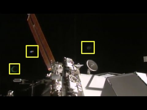 Ufo NASA cuts live feed International Space Station ufo sigh