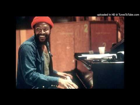 Marvin Gaye - What's Going On - HD + Lyrics