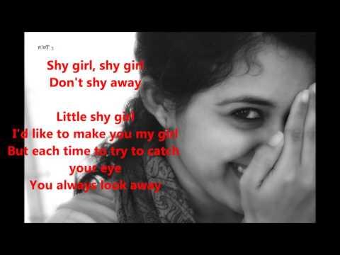 Shy Girl by Cascades (cover) with lyrics