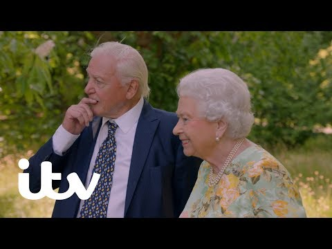 The Queen's Green Planet   ITV   Monday 16th April 9pm