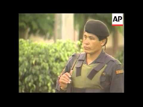 Peru - Rebels holding 73 hostages remain defiant