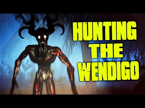 Seeking Evil - FINDING BIGFOOT MEETS THE WENDIGO - (Seeking Evil : The Wendigo Game Gameplay) |