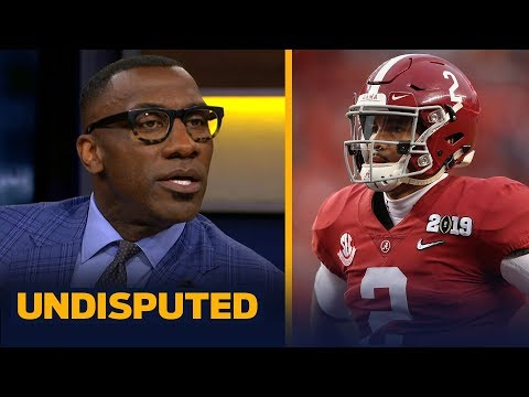 Skip and Shannon discuss Jalen Hurts' chances to win the Heisman at Oklahoma | CFB | UNDISPUTED