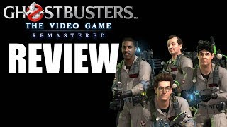 Ghostbusters: The Video Game Remastered Review - This Game Hasn't Aged Well (Video Game Video Review)