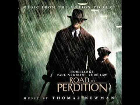 Road To Perdition Soundtrack- Road To Chicago