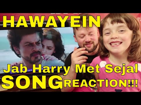 Hawayein - Jab Harry Met Sejal - SONG REACTION!!!