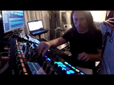 DEEP HOUSE & TROPICAL SESSIONS 1 - IBIZA   Live Dj JOE MACHINE