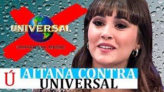Aitana se rebela contra Universal Music por esta razón