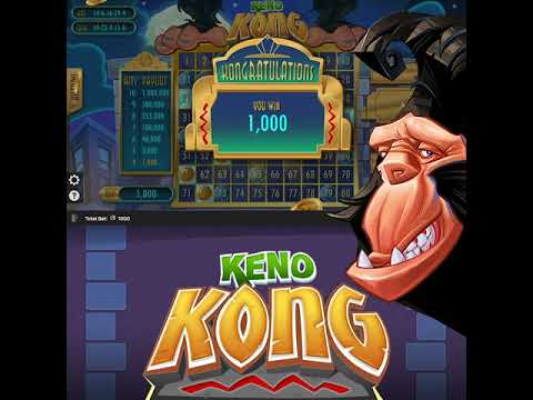 Keno Kong  - available now in the game lobby