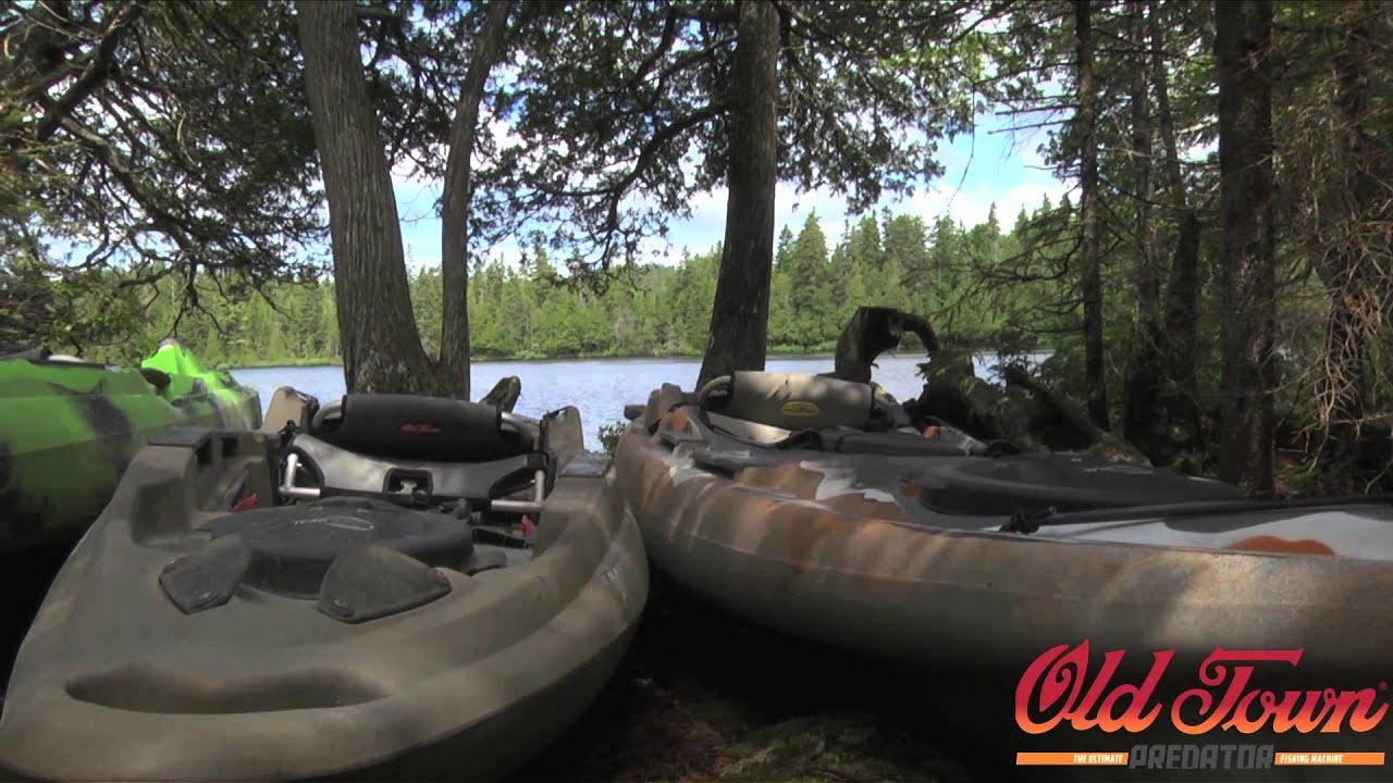 Old Town Kayaks -