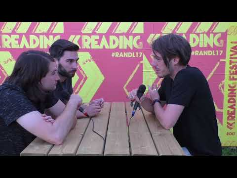 You Me At Six Interview Reading Festival 2017