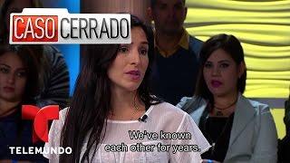 Caso Cerrado | She Cheated On Him With A Woman | Telemundo English