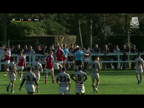 LIVE! ST JOSEPH'S NATIONAL SCHOOLS RUGBY FESTIVAL 2018, PITCH 1 DAY 1
