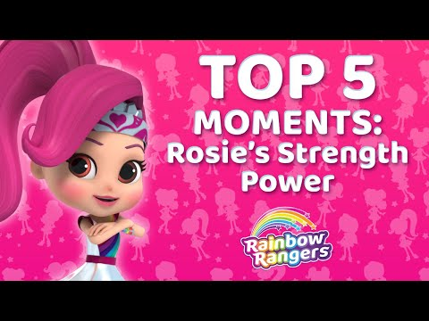 Rosie Red Top 5 Superpower Moments