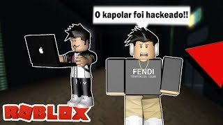 😂 PRETENDING TO HAVE HACKED MY ACCOUNT AT ROBLOX!! 😂