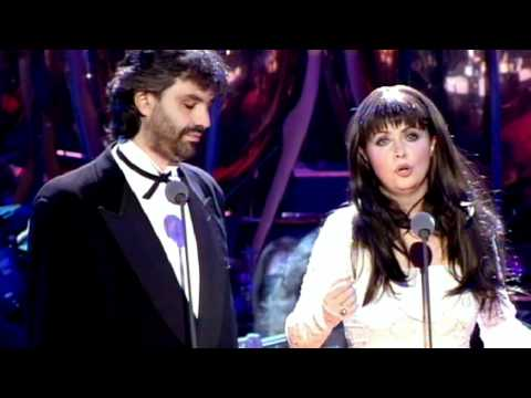 Sarah Brightman & Andrea Bocelli - Time to Say Goodbye 1998