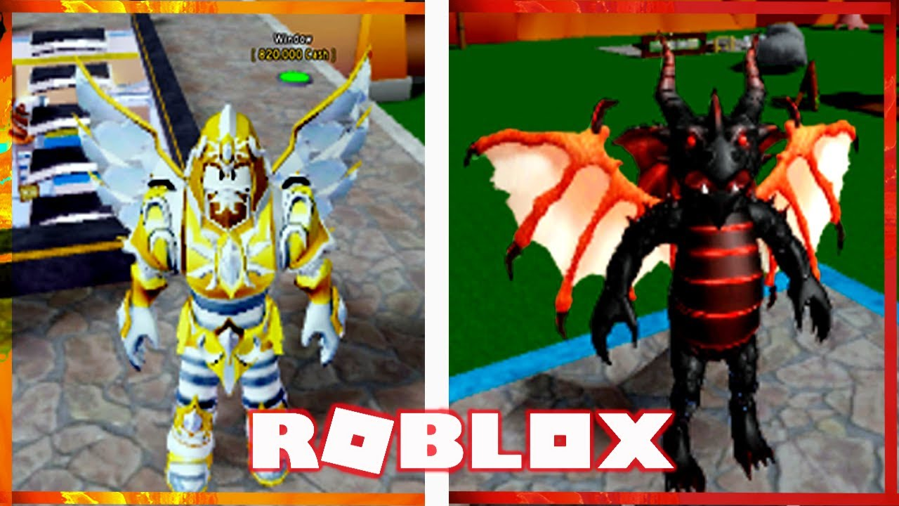 ROBLOX : ELEMENTAL DRAGONS TYCOON | Gameplay (Android , iOS)