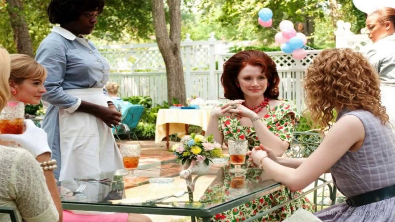 The Help Minny Jackson Hilly Holbrook Pie Scene Living Proof By Mary J Blige Youtube