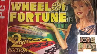 Let's Play: Wheel of Fortune!