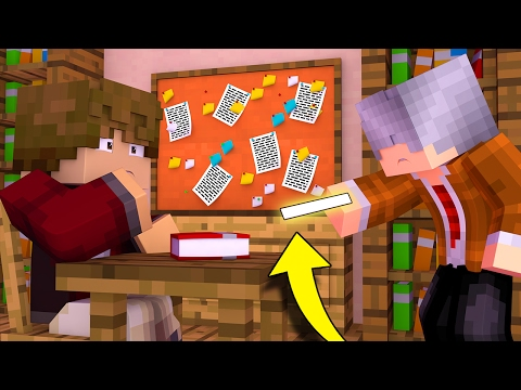 TEACHER GIVES US DETENTION!? - Parkside EP6 Season 6 (Minecraft Roleplay)