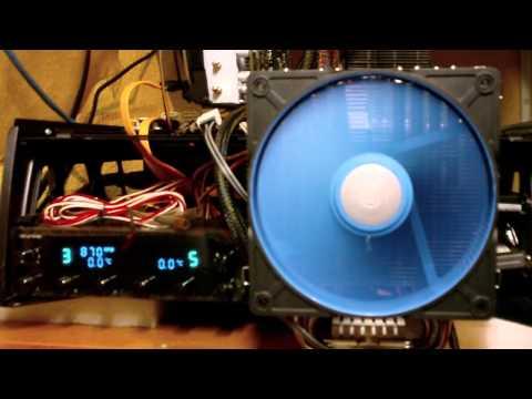 Deepcool ICE MATRIX 400 sound test