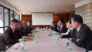 Рабочий визит Генерального прокурора РФ Юрия Чайки в Бразилию