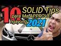 Gambar cover 10 Solid Tips para Ma-APPROVED ang CarLoan sa 2021