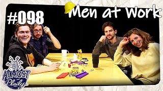 Men at work mit Andreas, Sofia, Luca & Fabian Kr | Almost Plaily #98