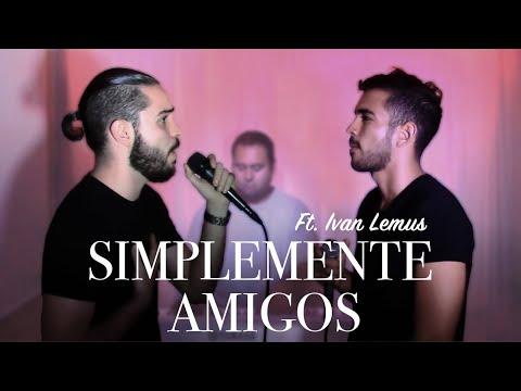 Très belle interprétation de Simplemente amigos par Lemus et Pedro Samper