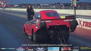 XTREME TEXAS NATIONALS - TOP ALCOHOL FUNNY CAR QUALIFYING