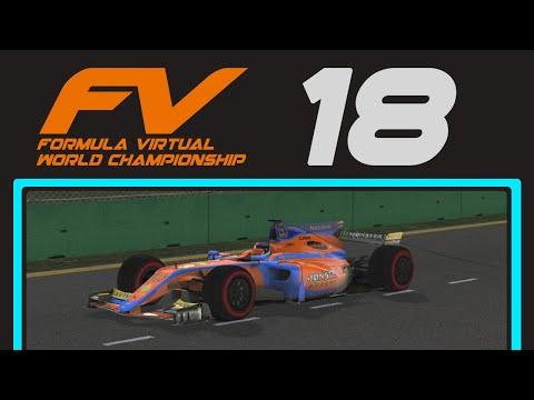2018 Formula Virtual World Championship - Round 2 Japan