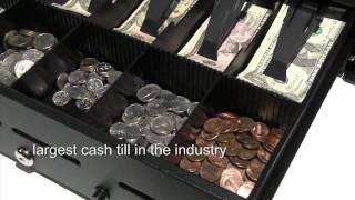 1060GT High Security Cash Drawer