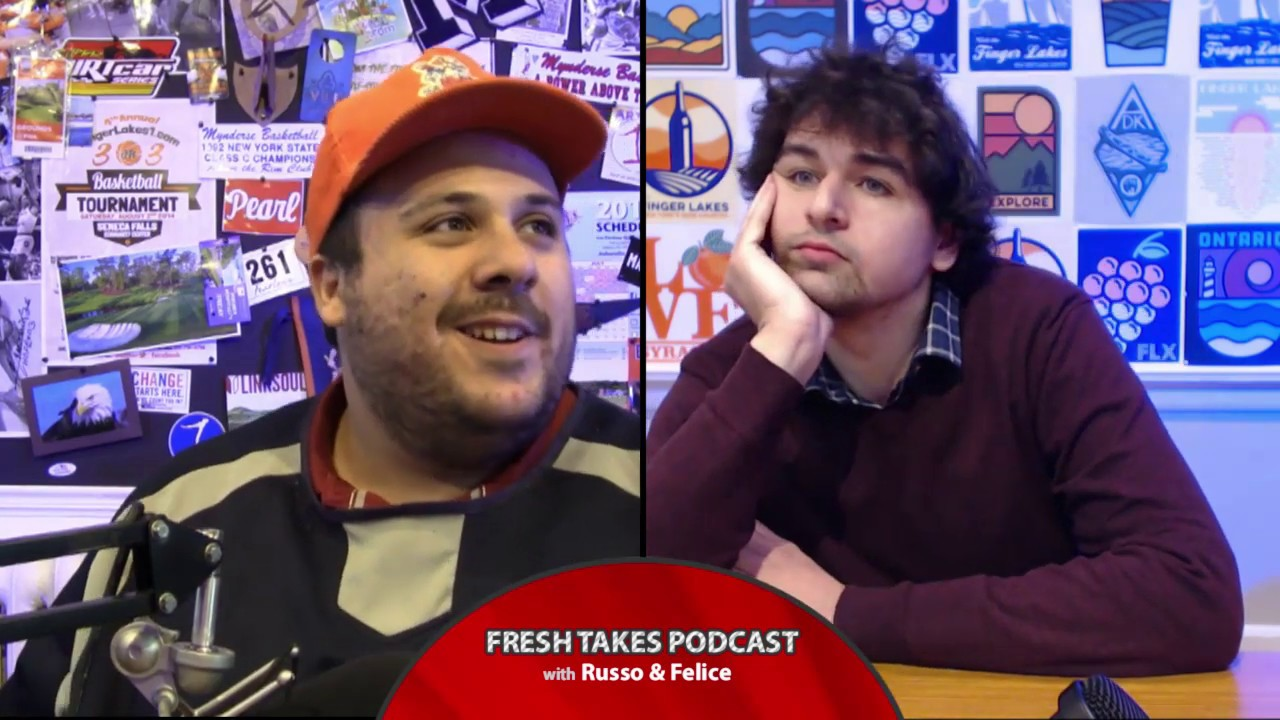'Cuse beats Duke, NFL Conference Championships set & should Kyler Murray's choice .::. Fresh Takes w/ Russo & Felice 1/15/19