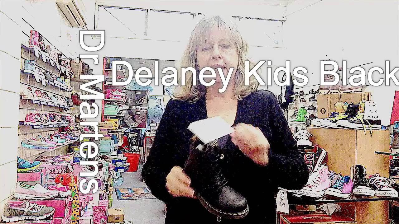 School Boot Delaney Dr Martens Youth NZ