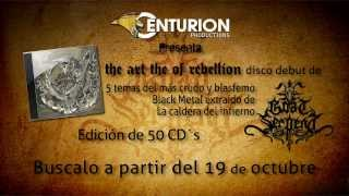 Promo Goat Serpent - The Art of Rebellion