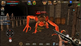 Dungeon Shooter : The Forgotten Temple. A FPS & RPG shooter game. screenshot 4
