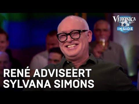 René adviseert Sylvana Simons: 'Koop een hond!' | VERONICA INSIDE