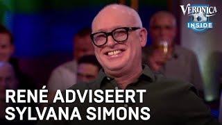 René adviseert Sylvana Simons: 'Koop een hond!'   VERONICA INSIDE