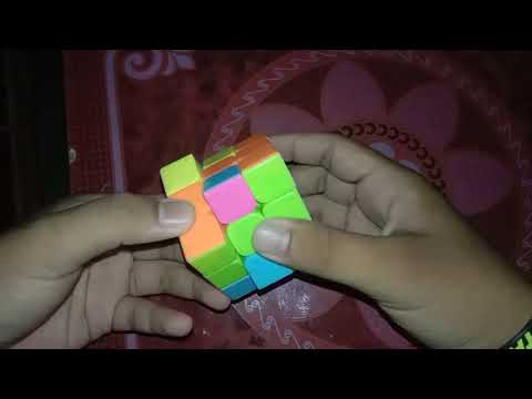3x3 Rubik's Cube Math Game Tutorial thumbnail