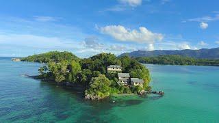 """Ja Enchanted Island Resort ""Round Island, Seychellen"
