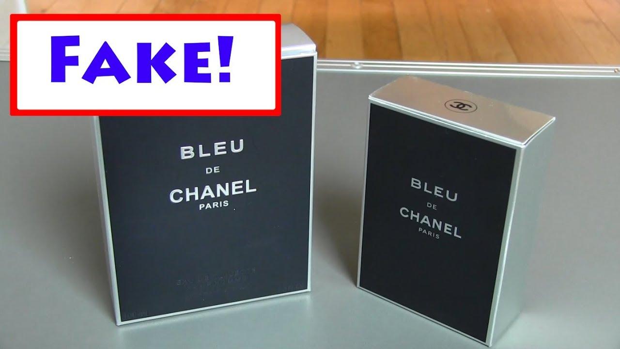 Bleu De Chanel Eau De Toilette Counterfeit Discussion - real vs fake ... 785e22559