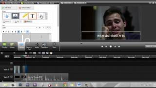 How to Add Subtitles to Video Using Camtasia (Assignment 5 - Student Voices 2014)(Please watch this video to learn how to add subtitles (callouts) to your video for Assignment 5, What is Love? Thank you for watching! Music sample by Stacey ..., 2014-05-20T23:49:34.000Z)