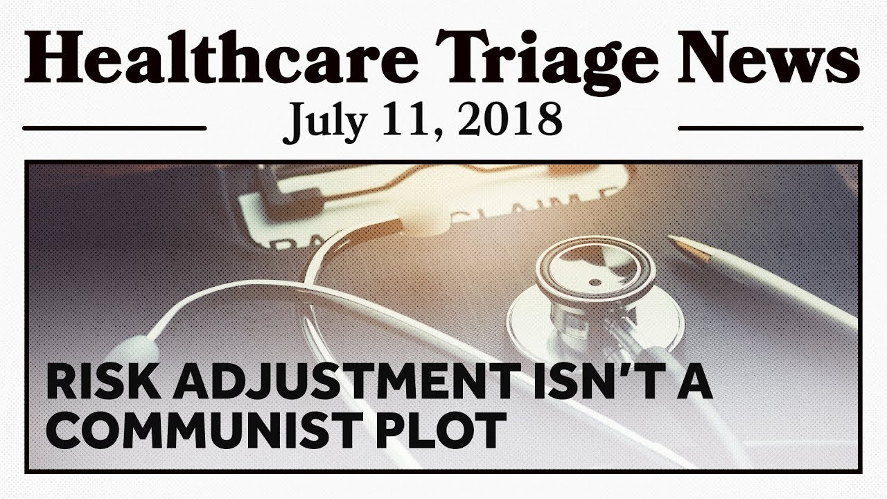 Image result for Healthcare Triage News: Ending Risk Adjustment Payments Will Further Undermine Obamacare